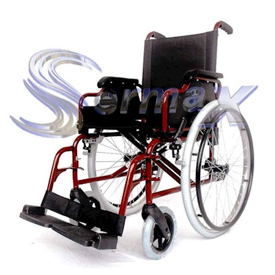SX614 Aluminum manual Wheelchair