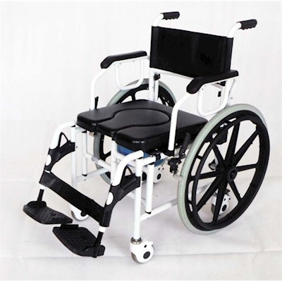 DUNA aluminum folding wheelchair